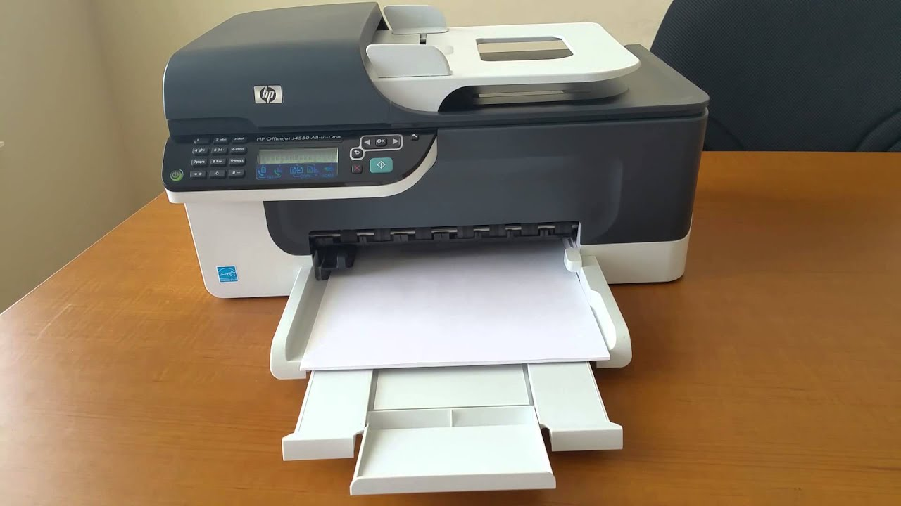 hp office jet all-in-one manual