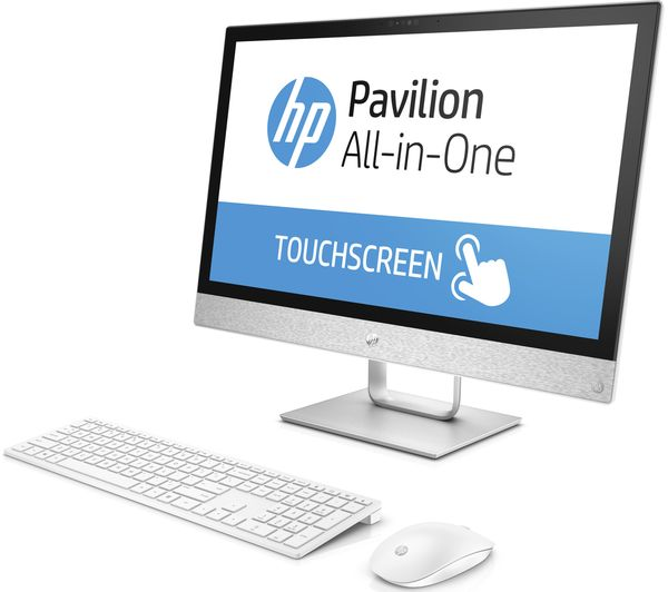 hp pavilion all in one touchscreen manual