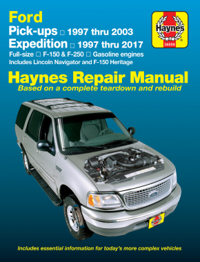free download ford f-150 f-250 expedition service repair manual pdf