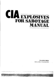 the preparatory manual of explosives pdf