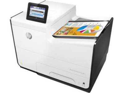 hp pagewide color 556 manual
