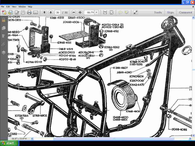 bsa a65 manual pdf download