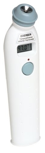 exergen temporal artery thermometer model tat 2000c manual