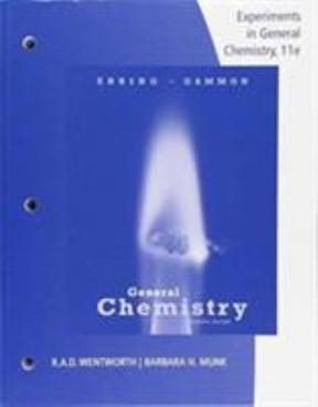 experiments in general chemistry lab manual wentworth pdf
