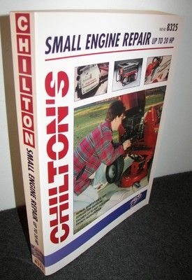 chilton small engine repair manual pdf
