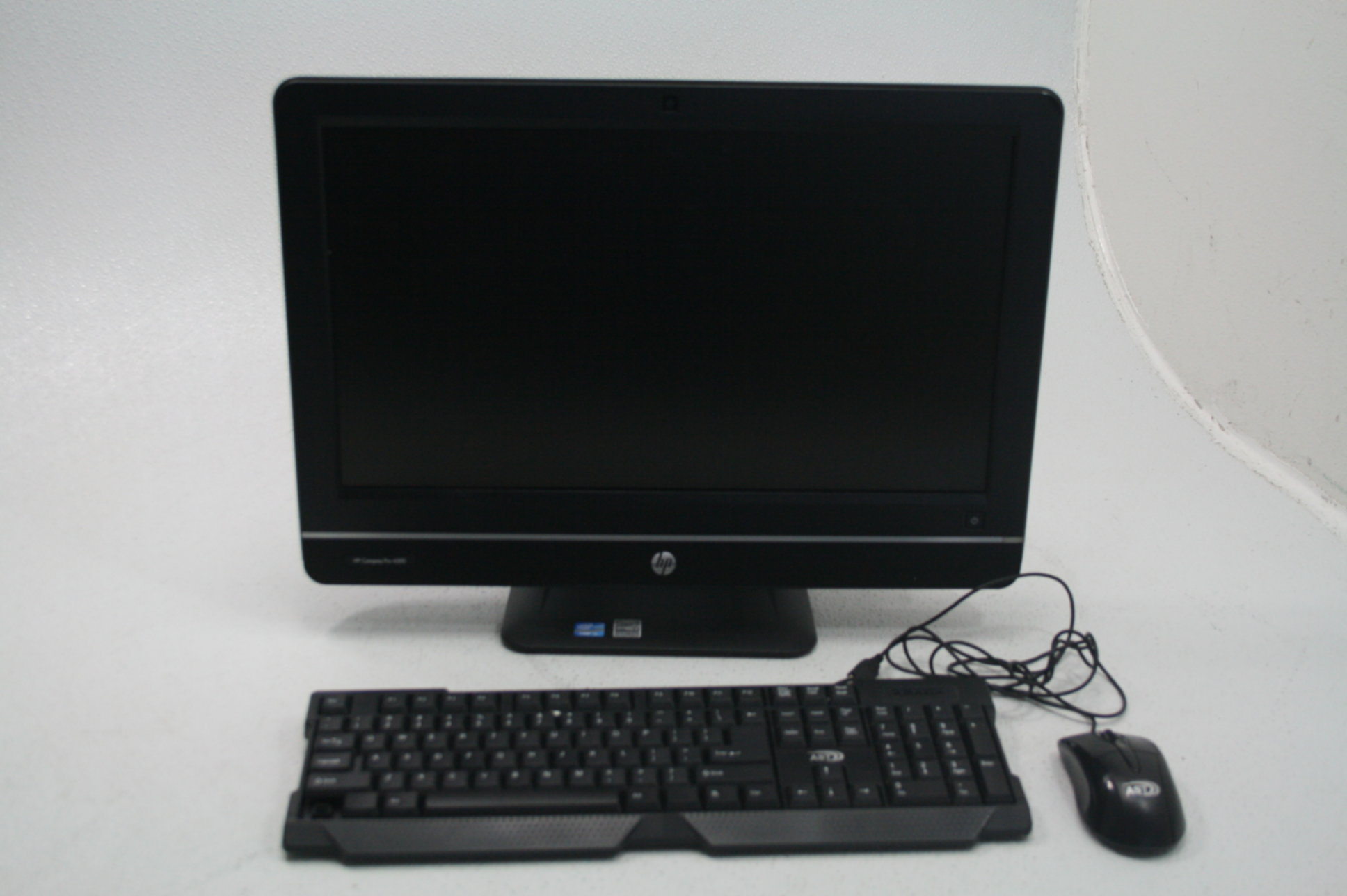 hp compaq pro 4300 all in one manual