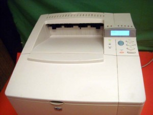 hp laserjet 4100n printer manual