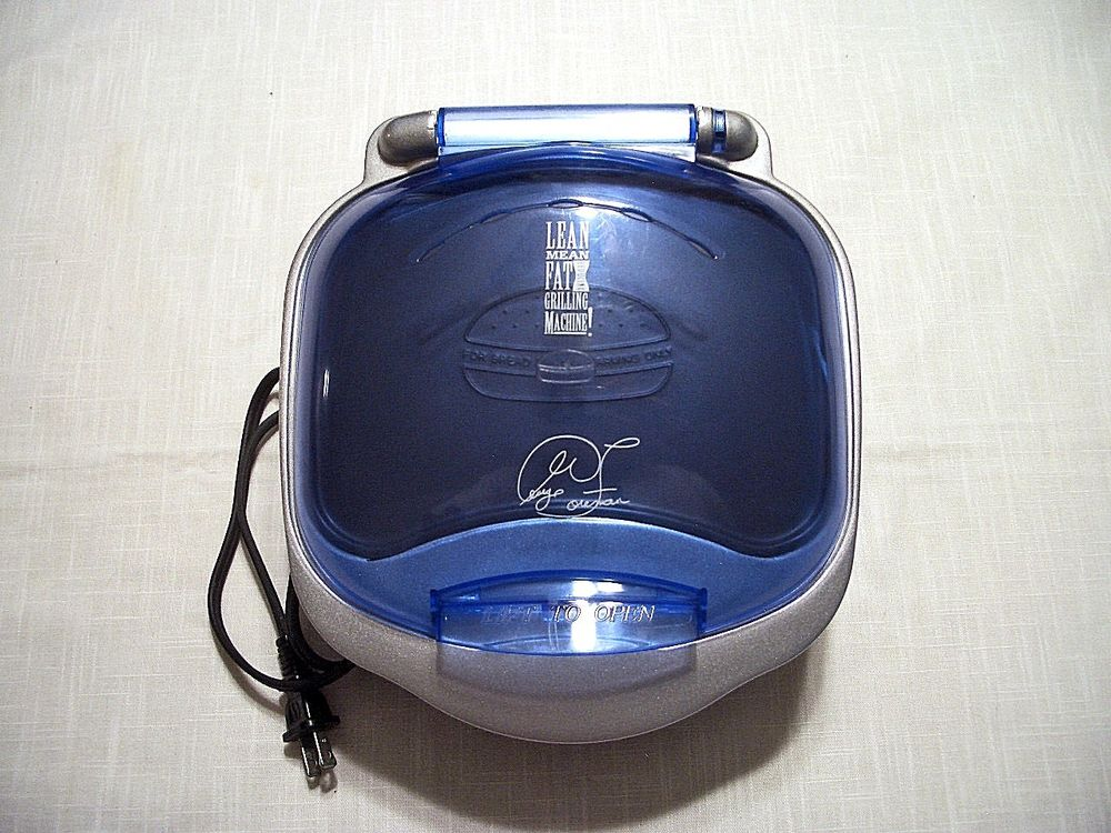 manual for model grp4ptmr george foreman grill
