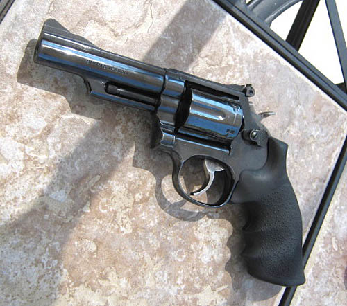 smith & wesson model 19-3 owners manual